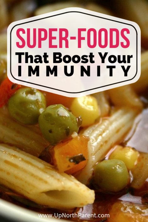 Sick of Being Sick? Add Super-Foods that Boost Your Immunity