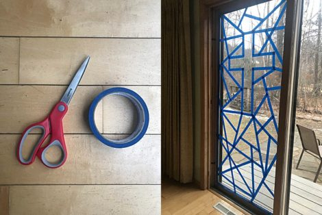 How to Make Easy DIY Faux Stained Glass Windows for Kids
