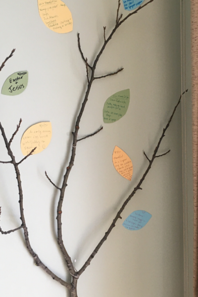 Easy Gratitude Tree Idea for Kids _ How to Make a Thankful Tree