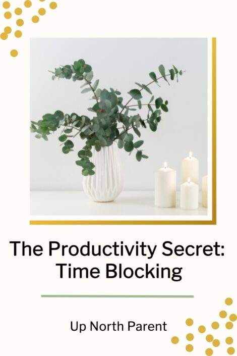 What is Time Blocking and How do you Time Block a Schedule